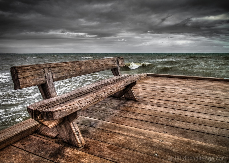 Deserted in the Storm