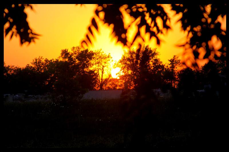 hot summer night