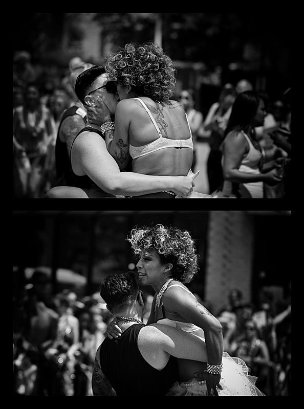 Public Affirmation -- Pride Parade 2012