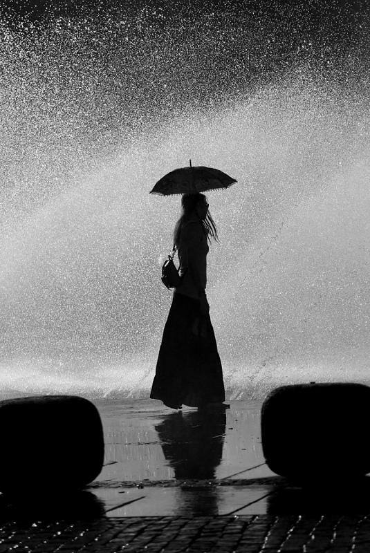 A Stroll Through the Fountain