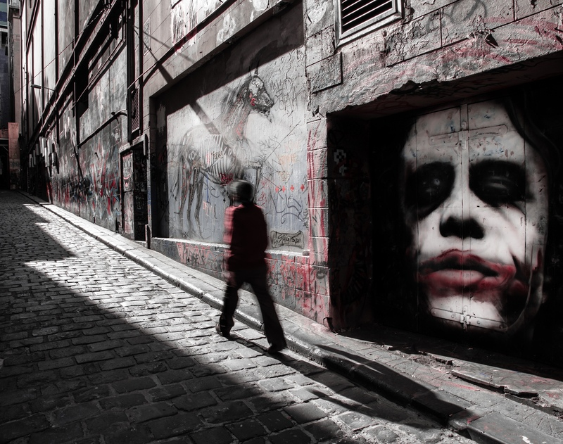 Beware of the Joker