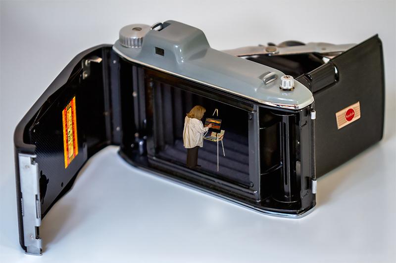 The Secret Behind Old Cameras