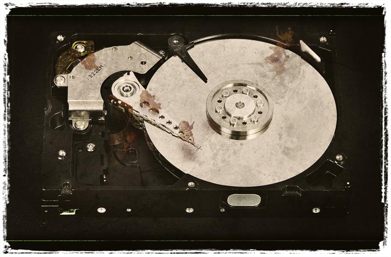 Malicious machine spirits are maligning your data, while you sleep