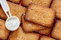 Sugar Sprinkled Biscuits