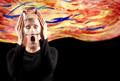 Tribute to: Edvard Munch � The Scream