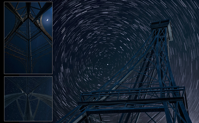 Different interpretations of the night sky