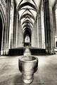Gothic Pillars
