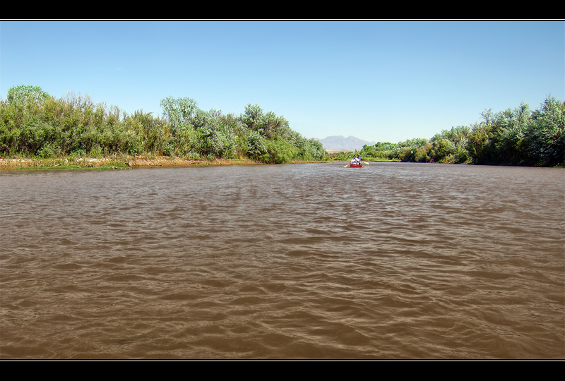 Freedom on the Rio Grande