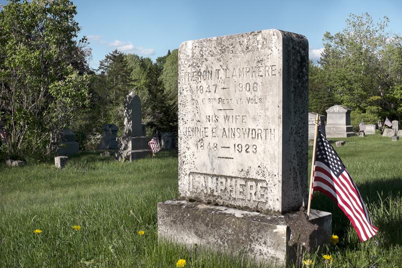 Eighth Regiment Vermont Volunteers