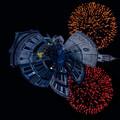 Fireworks Planet