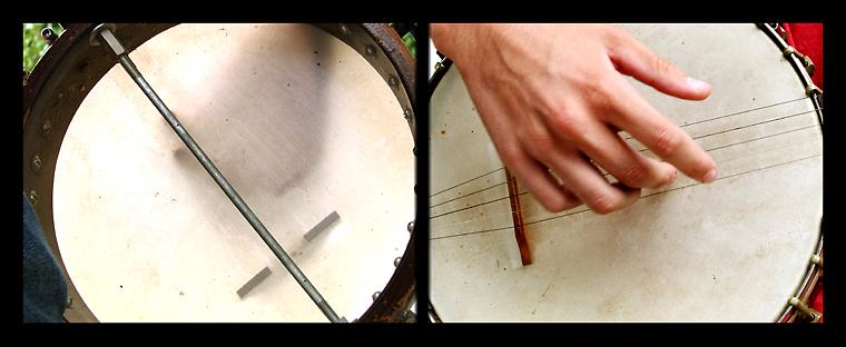 Banjo Player's Thigh