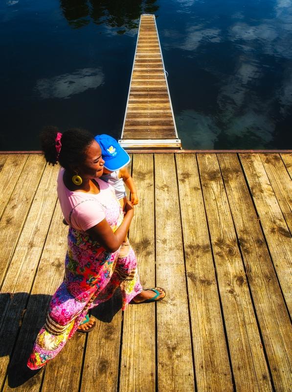 Dockside Stroll