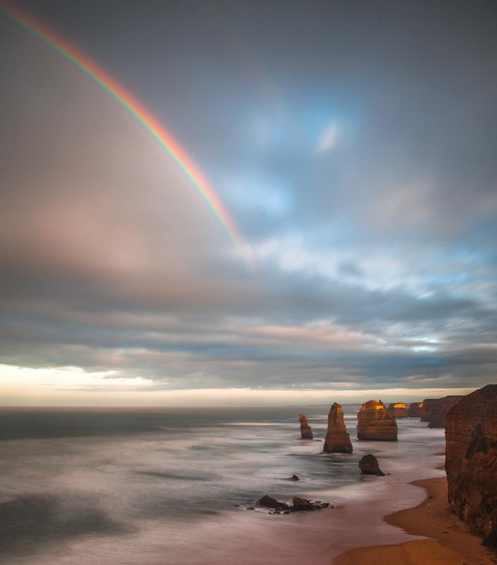 Rare Double Rainbow