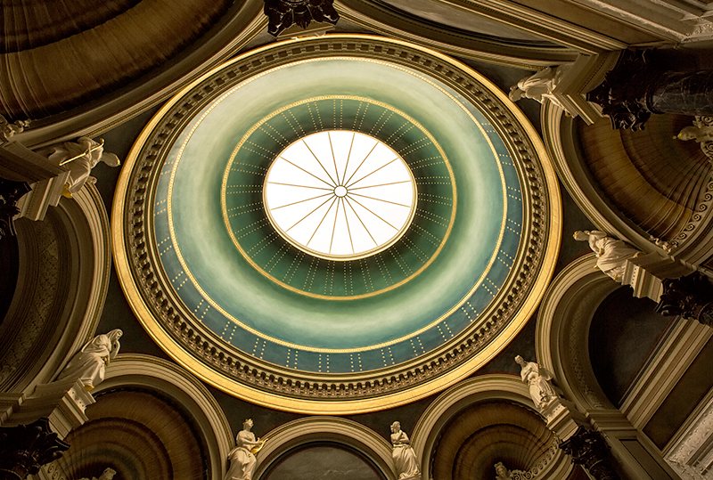 Alte Nationalgalerie Ceiling