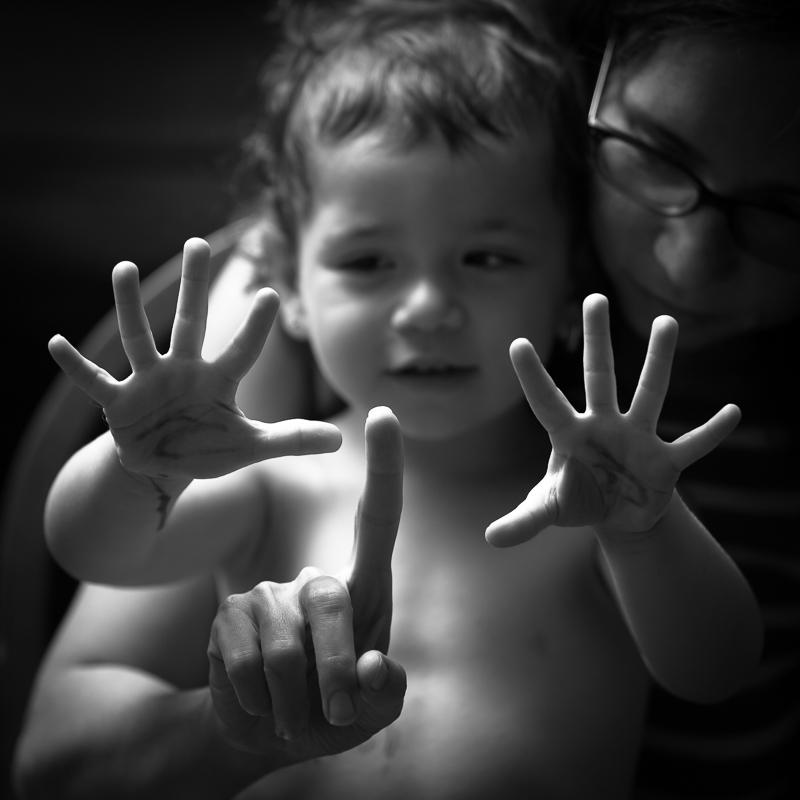 11 fingers