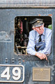 The Steam Train Driver