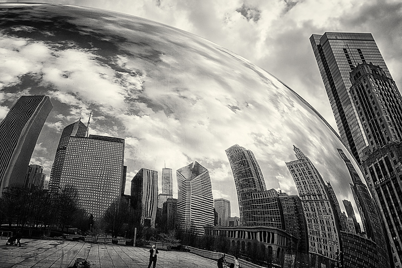 City in a Bubble