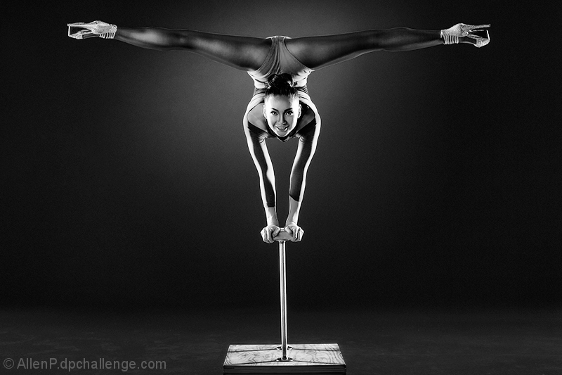 Portrait of a Contortionist