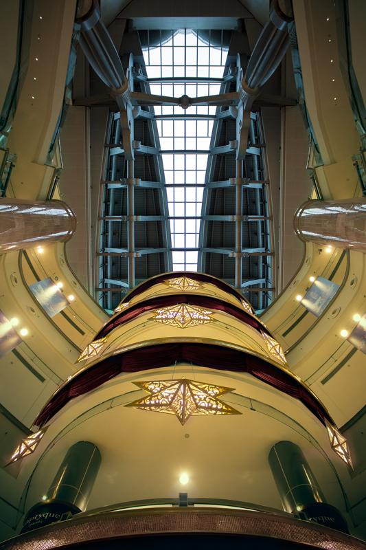 Roof in Harp