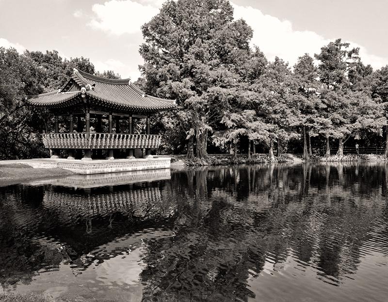 Symmetrical Silence