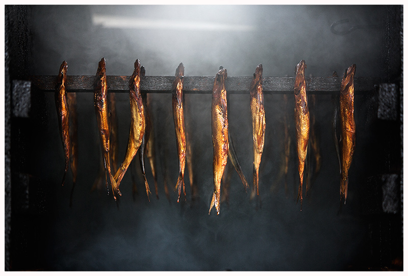 Traditional Smoked Herring