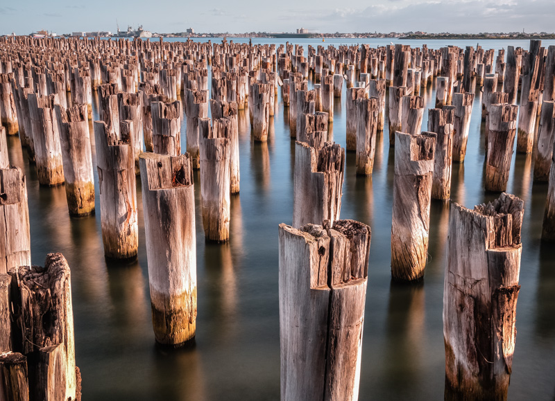 Pylons without a Pier