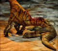 Velociraptor: A dominant species who predated Homo sapiens