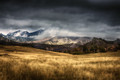 Clouds Over Laramie Peak