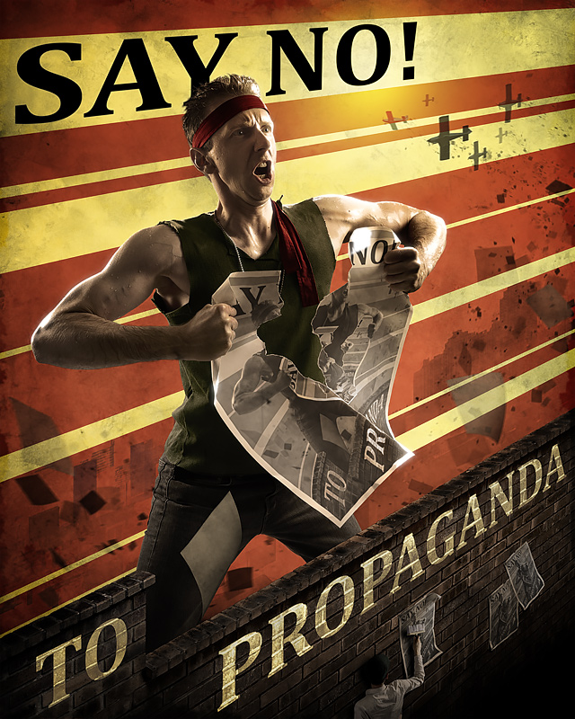 Anti-propaganda Propaganda