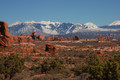 The La Sal Range