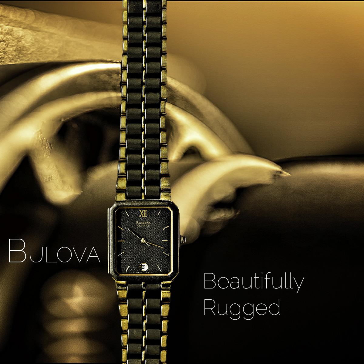 Bulova - Beautifully Rugged