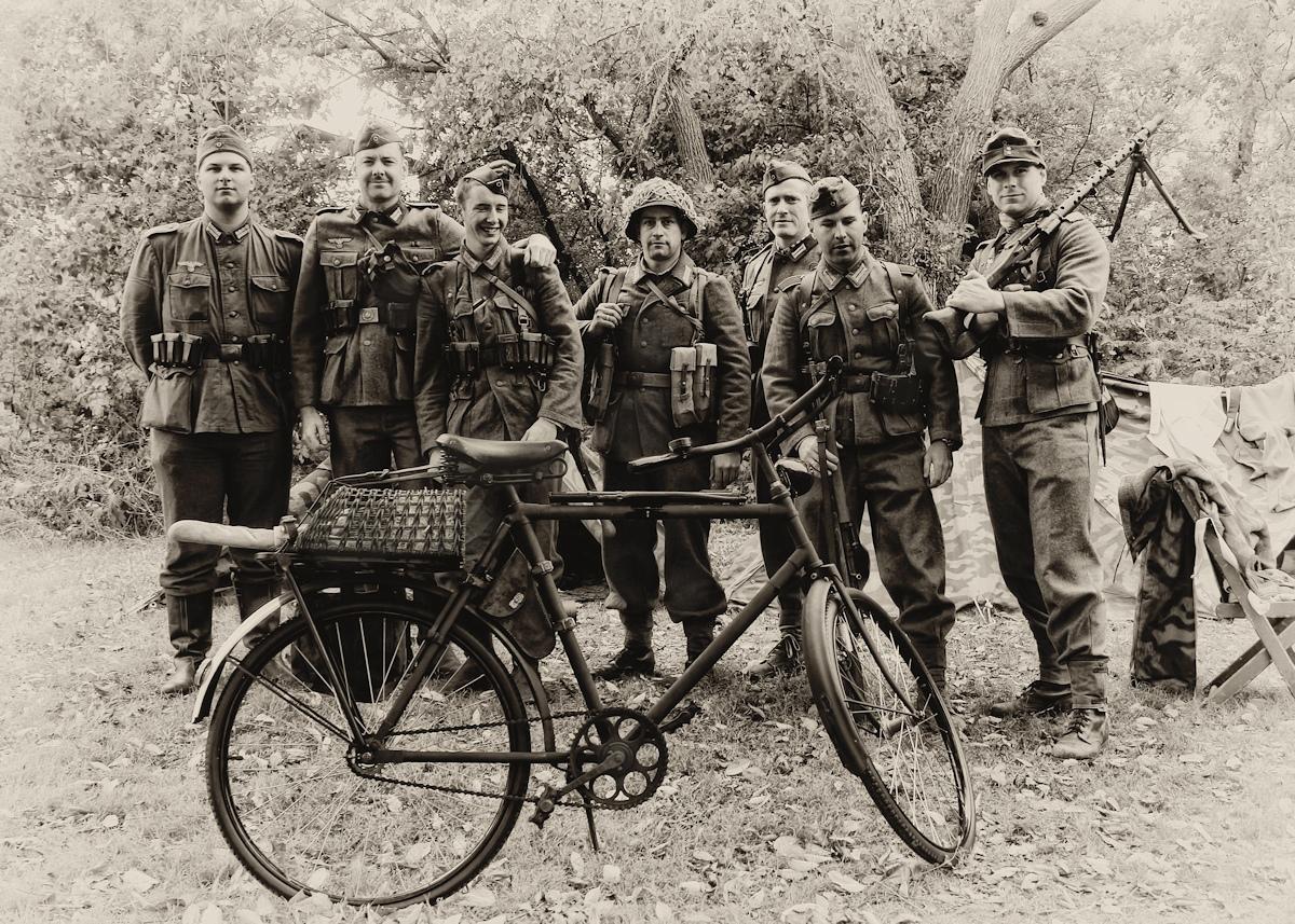 Sieben Soldaten