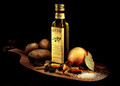 Olive Oil - the finishing touch