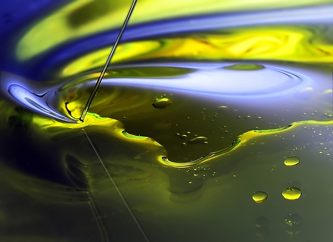 Golden Olive Oil