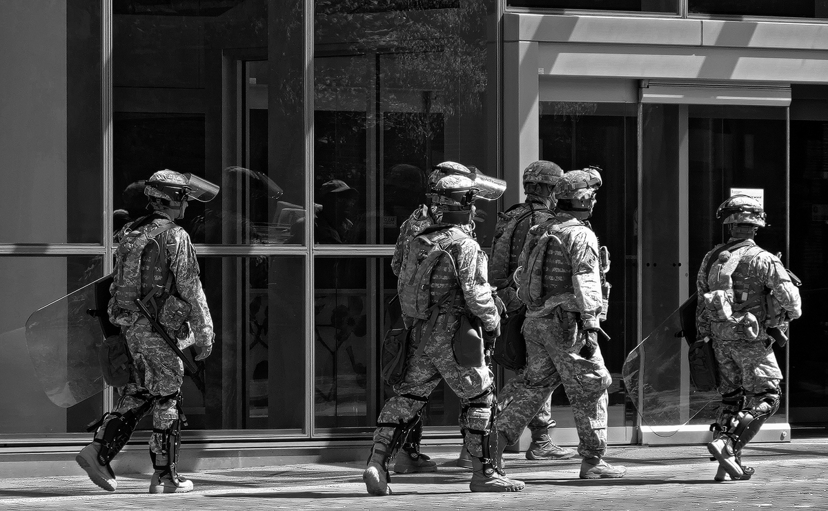National Guard Deployed to Baltimore a Day After Riots