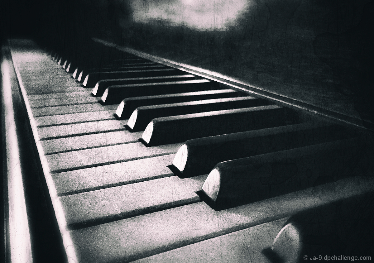 Well we're all in the mood for a melody....