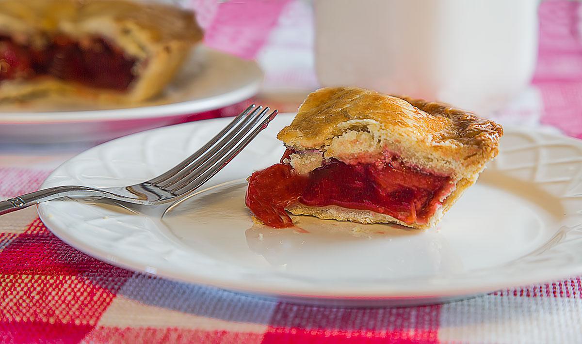 Pi? I Thought You Said Pie