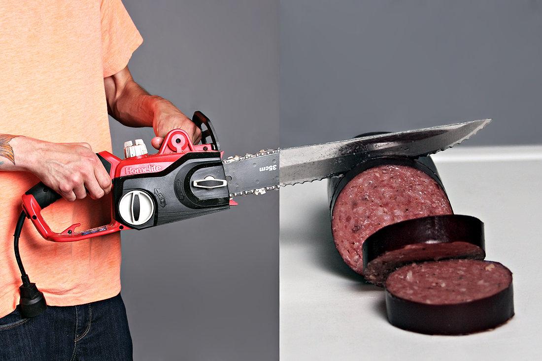 Sausage Slicer