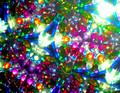 Looking at broken glass (kaleidoscope)