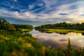 Summer Evening, Swan River
