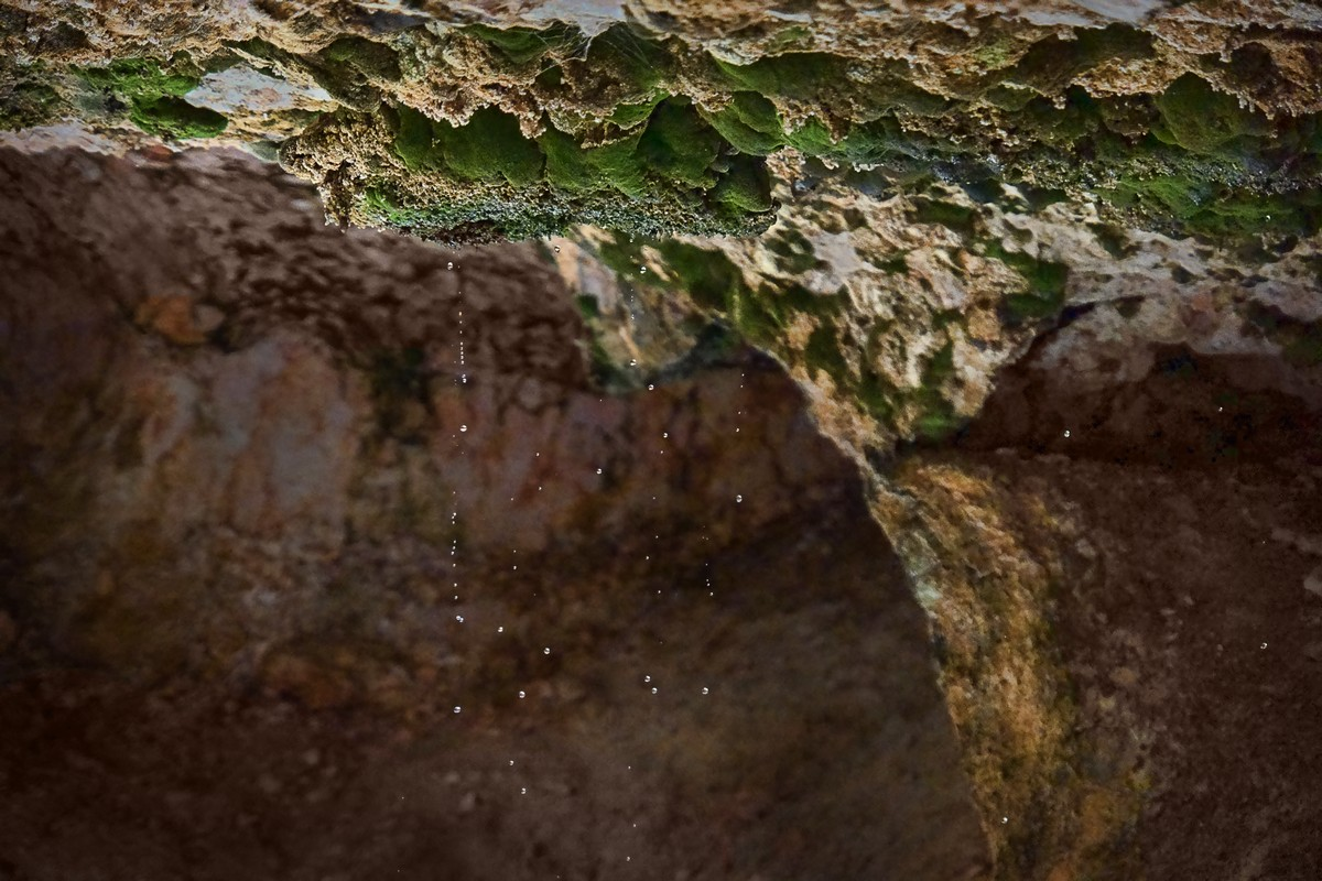 Mossy Cave - Seepage