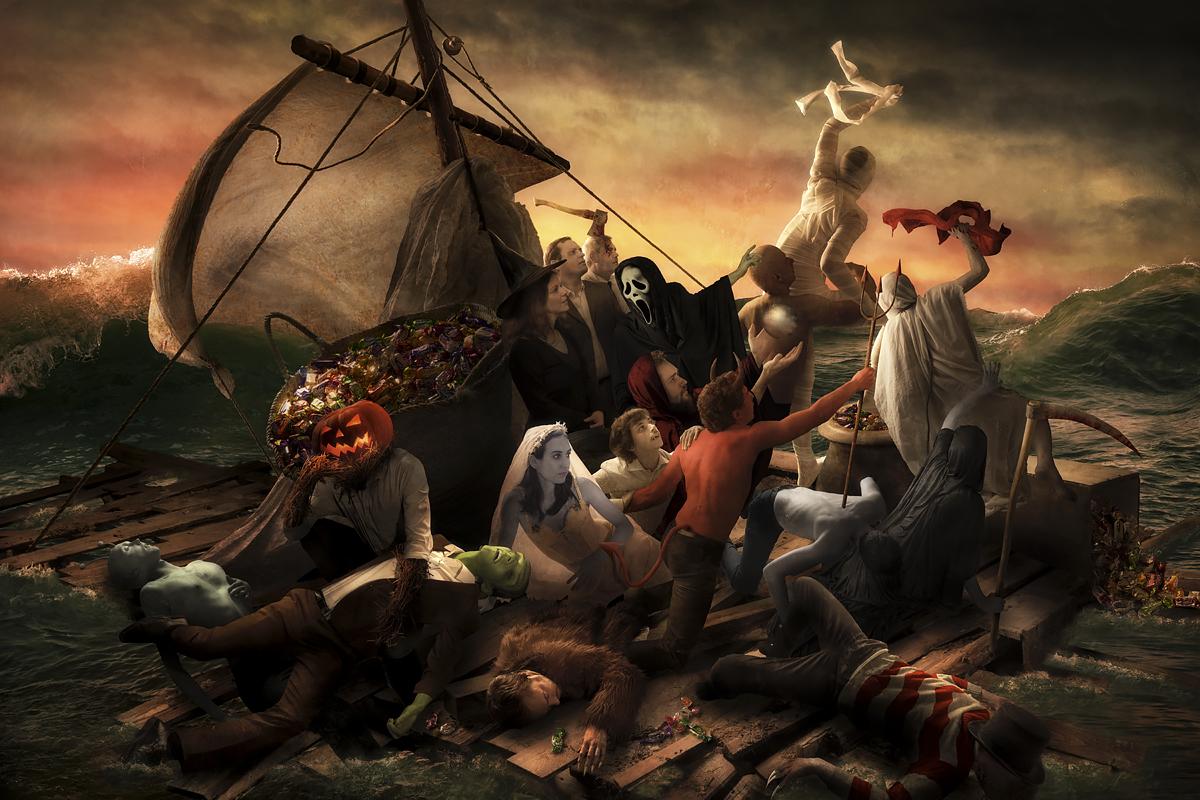 The Raft of Halloween