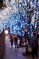 ice blue lights