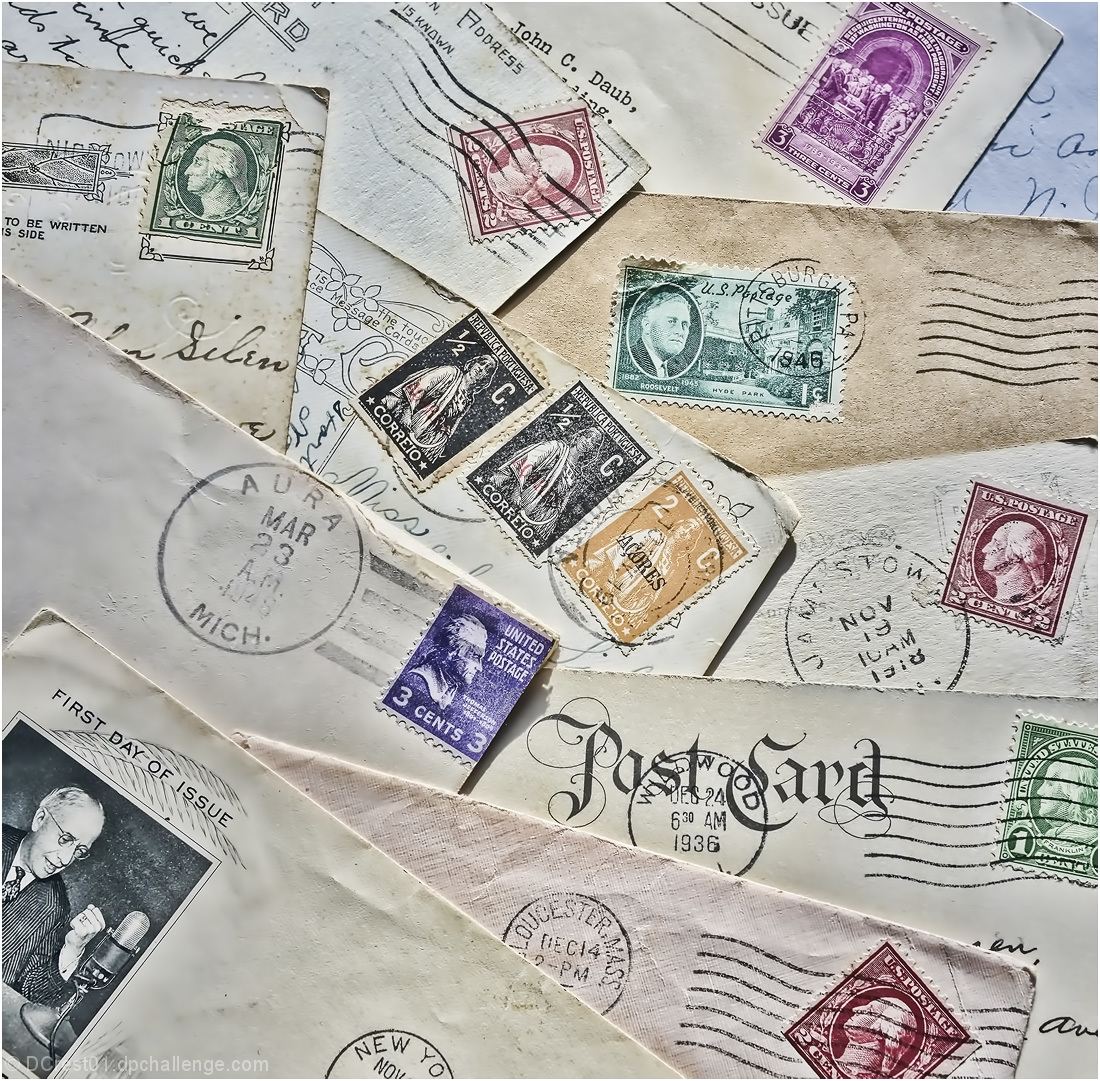 The Way Mail Used to Be