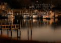 Winter Calm, Evening Light
