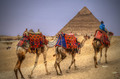 Giza Pyramids Area, a place like no other on earth!