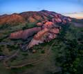 Good Morning Red Rocks