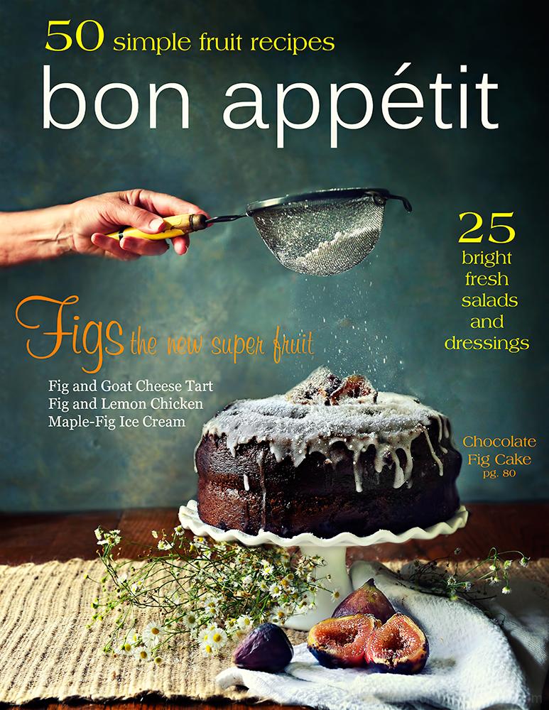 Chocolate Fig Cake