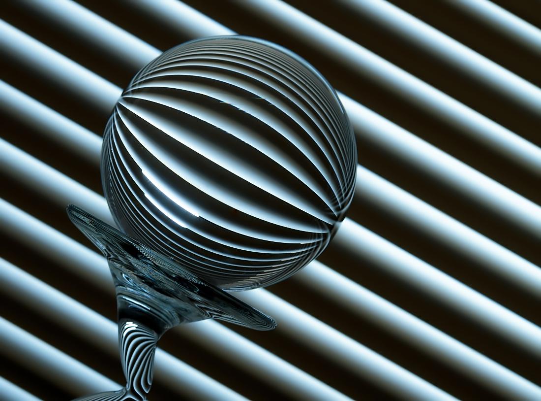 Circle Bending Lines