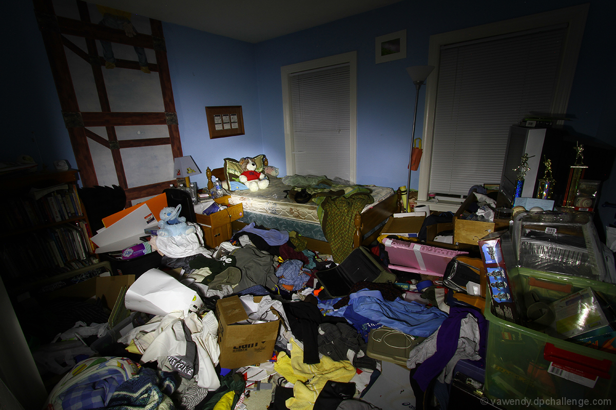 A Teenager's Room